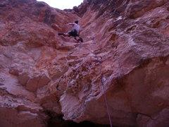 Rock Climbing Photo: 6a+