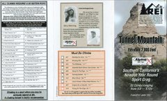 Rock Climbing Photo: Route Guide