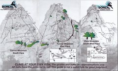 Rock Climbing Photo: Route Guide 2