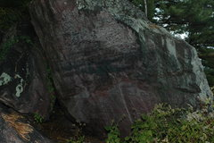 Rock Climbing Photo: It's just sitting there waiting for someone who ca...