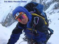Rock Climbing Photo: Peru bergs