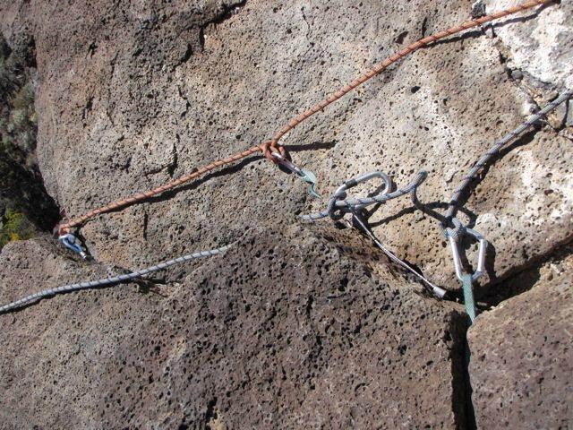 Rock Climbing Photo: setup no. 6 ONP