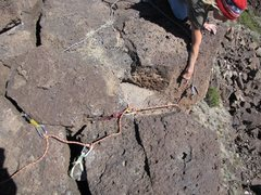 Rock Climbing Photo: setup no. 10 ONP