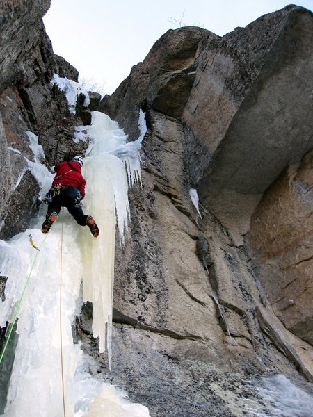 Sebastien Morin on the last pitch
