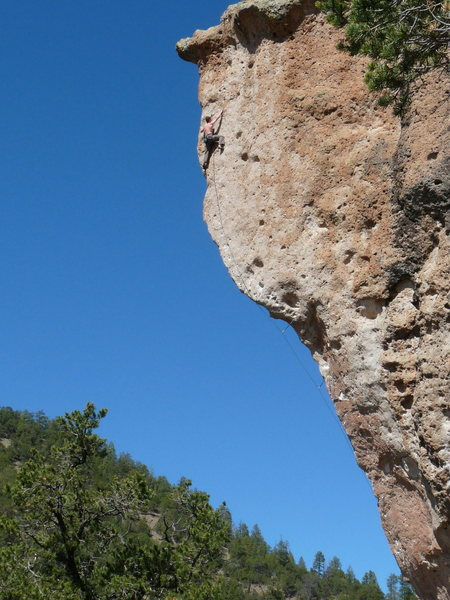 Rock Climbing Photo: On a beautiful fall day.