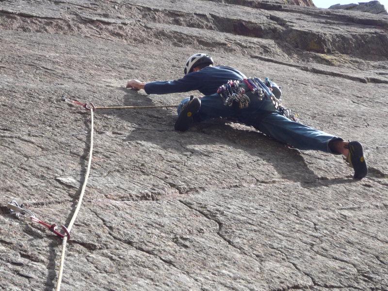 Rock Climbing Photo: Leprechaun Promenade Photo: Roth