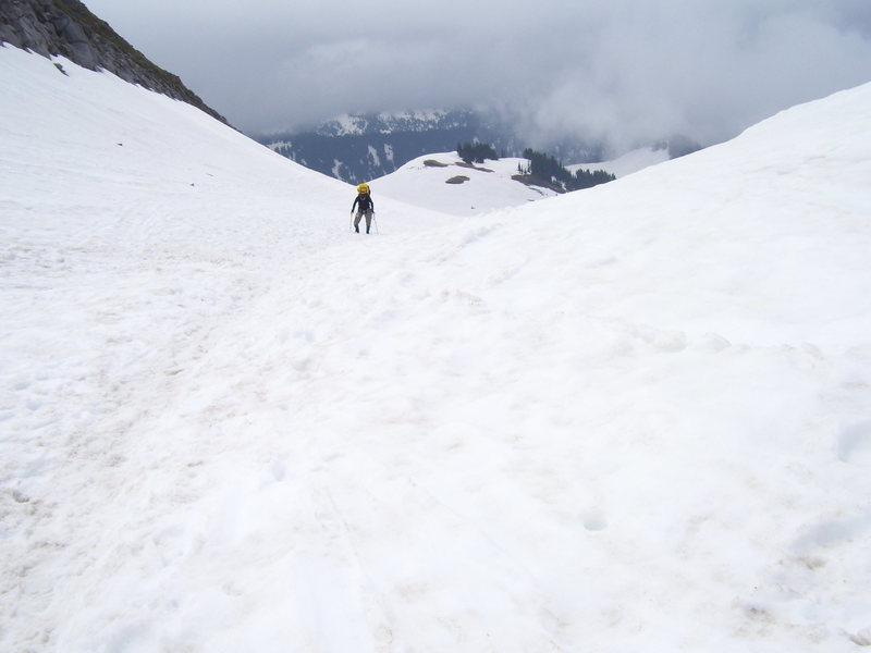 Rock Climbing Photo: trail