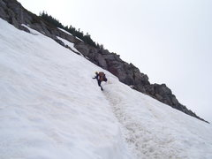 Rock Climbing Photo: More trail