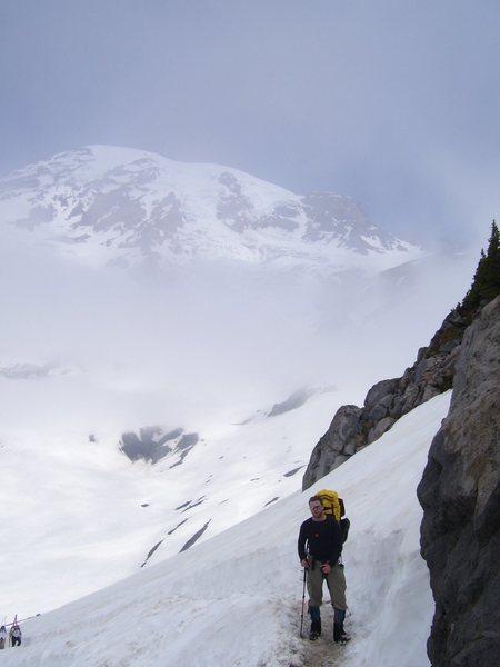 Rock Climbing Photo: we seem to be walking the wrong way