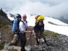 Rock Climbing Photo: Next rest stop