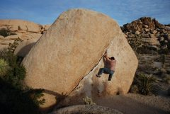 "Rock Climbing Photo: ""The Chube."" Josh. Photo by Phil Caballe..."
