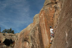 Rock Climbing Photo: Children