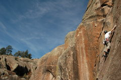 Rock Climbing Photo: Beautiful Rock