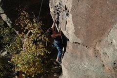 Rock Climbing Photo: Rockin the huecos