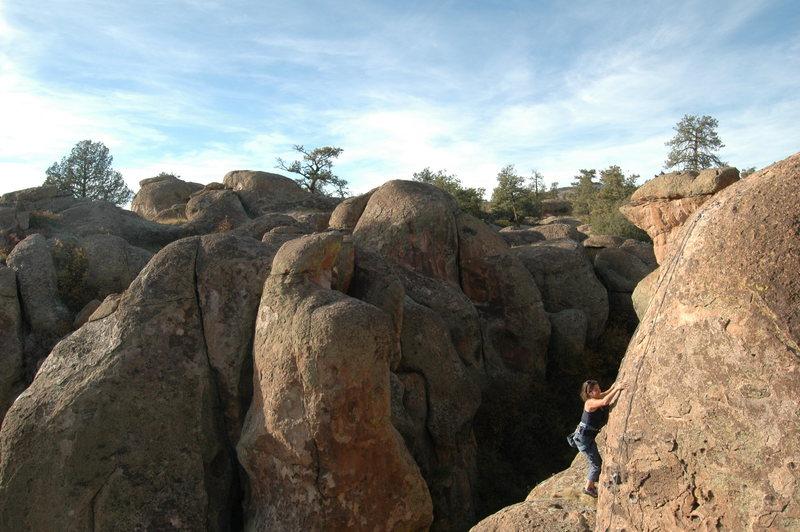 Rock Climbing Photo: Rock and Sky