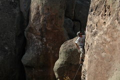 Rock Climbing Photo: Did you know we're in Papyland