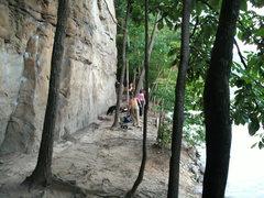 Rock Climbing Photo: Nice climbs !