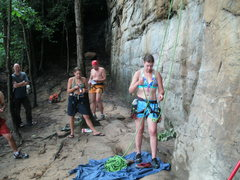Rock Climbing Photo: Some of the gang