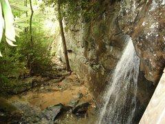 Rock Climbing Photo: New River Gorge