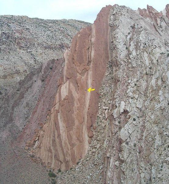 Rock Climbing Photo: Chris Bonington and Paul Ross having a fun last da...