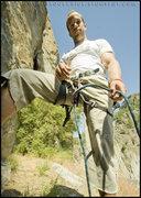 Rock Climbing Photo: wide angle