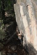 Rock Climbing Photo: Big Arete