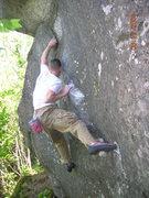 Rock Climbing Photo: Sawmill