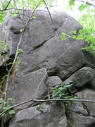 Rock Climbing Photo: Sanctuary