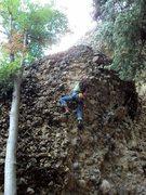 Rock Climbing Photo: Ashley Budd again.