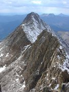 Rock Climbing Photo: Wilson El Diente ridge - courtesy bergsteigen and ...