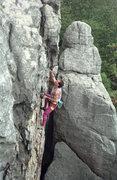 Rock Climbing Photo: Sand Rock.