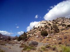Rock Climbing Photo: Kernville Rock