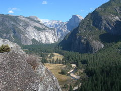 Rock Climbing Photo: An angle of the Valley I had not seen before