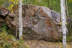 Rock Climbing Photo: Fun warm up's