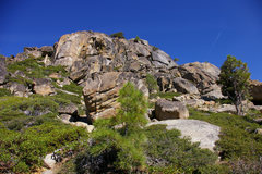 Rock Climbing Photo: Grouse Slabs