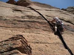 Rock Climbing Photo: Zion - GWT