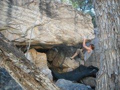 Rock Climbing Photo: Battle Tackle