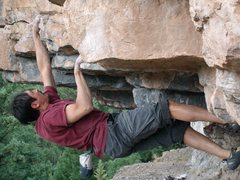 Rock Climbing Photo: Durango, CO