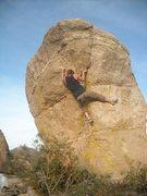 Rock Climbing Photo: wooglin's revenge