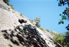 Rock Climbing Photo: Yosemite Park, September 2008  After 6, Manure Pil...
