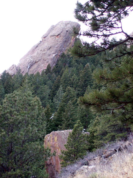 Square Rock, Dinosaur Rock, Dinosaur Mountain.