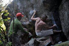 Rock Climbing Photo: The Ear
