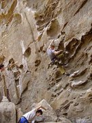 Rock Climbing Photo: RoShambo, The Red