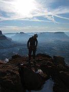 Summit Shot <br />Courtesy of Jesse Zacher