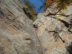 Rock Climbing Photo: Jaywalker 5.7