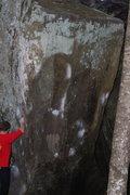 Rock Climbing Photo: V-3