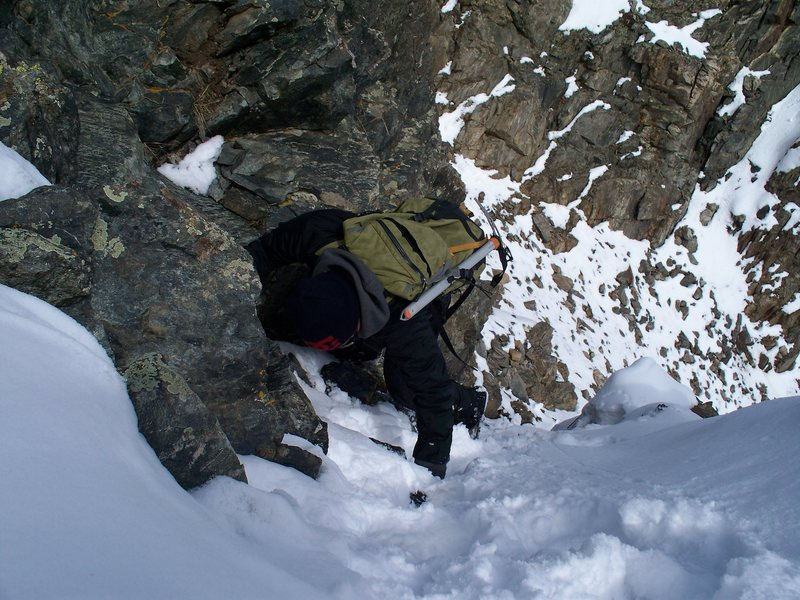 Rock Climbing Photo: a-basin
