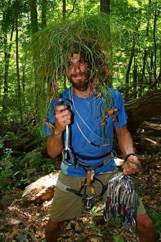 Rock Climbing Photo: After many long days of trail work at Ohiopyle sta...