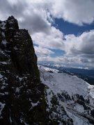 Rock Climbing Photo: a-basin