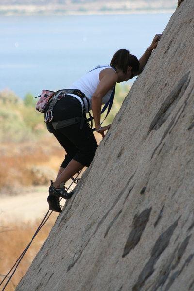 Rock Climbing Photo: Pudnerdal